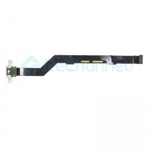 For OPPO R9 Plus Charging Port Flex Cable Ribbon With Sensor Replacement - Grade S+