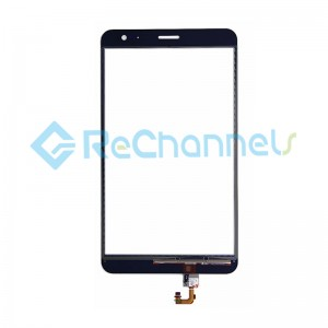 For Huawei MediaPad X1 7D-501L Touch Screen Replacement - Black - Grade S+