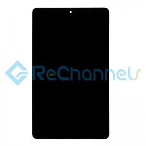 For Huawei MediaPad M5 Lite 8 LCD Screen and Digitizer Assembly Replacement - Black - Grade S