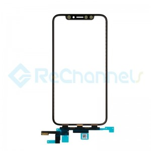 For Apple iPhone X Digitizer Touch Screen Replacement (With 3D Touch Function) - Grade S+