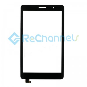 For Huawei MediaPad T3 8.0 KOB-W09 Touch Screen Replacement - Black - Grade R