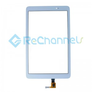 For Huawei MediaPad T1 10 T1-A21L/T1-A22L/T1-A21W Touch Screen Replacement - White - Grade R