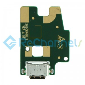 For Huawei MediaPad M5 10.8 CMR-AL09 Charging Port Board Replacement - Grade S+