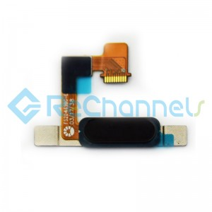 For Huawei MediaPad M3 Lite 8 Fingerprint Sensor Flex Cable Replacement - Black - Grade S+
