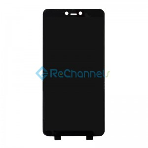 For Google Pixel 3 XL LCD Screen and Digitizer Assembly Replacement - Black - Grade S