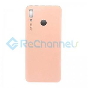 For Huawei P20 Lite Battery Door Replacement - Pink - Grade S+