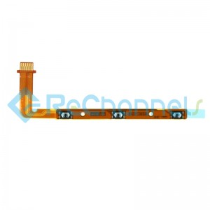 For Huawei MediaPad M5 Lite 8 Power and Volume Button Flex Cable Replacement - Grade S+