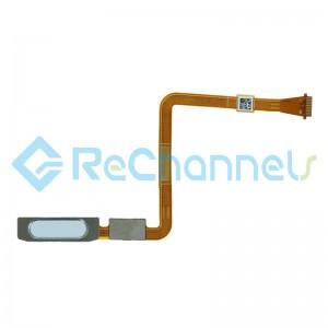 For Huawei MediaPad T5 AGS2-AL00HN Fingerprint Sensor Flex Cable Replacement - Grade S+ (WiFi Version)