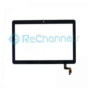 For Huawei MediaPad T3 10.0 Touch Screen Replacement - Black - Grade R