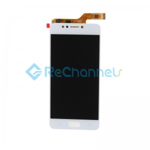 For Asus Zenfone 4 Max(ZC520KL) LCD Screen and Digitizer Assembly Replacement - White - Grade S