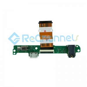 For Huawei MediaPad 10 Link S10-201 S10-231L Charging Port Flex Cable Replacement - Grade R