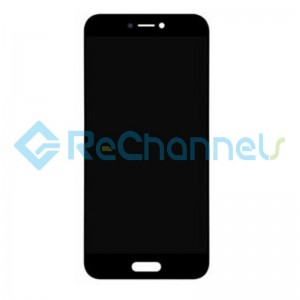 For Xiaomi Mi 5C LCD Screen and Digitizer Assembly Replacement - Black - Grade S