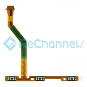 For Huawei MediaPad M5 lite 10.1 Power and Volume Button Flex Cable  Replacement - Grade S+