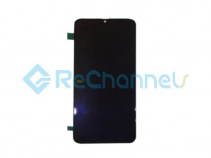 For Samsung Galaxy A30 SM-A305 LCD Screen and Digitizer Assembly Replacement - Black - Grade S+
