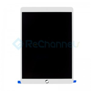 For Apple iPad Air 3 LCD Screen and Digitizer Assembly Replacement - White - Grade S+