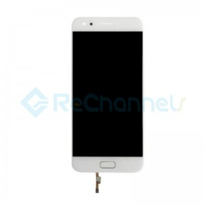 For Asus Zenfone 4 ZE554KL LCD Screen and Digitizer Assembly Replacement - White - Grade S+
