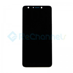 For Asus Zenfone 5Q ZC600KL (5 Lite) LCD Screen and Digitizer Assembly Replacement - Black - Grade S+