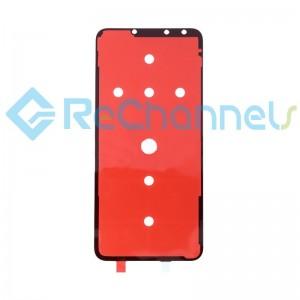 For Huawei Honor 20/20 Pro/Nova 5T Battery Door Adhesive Replacement - Grade S+