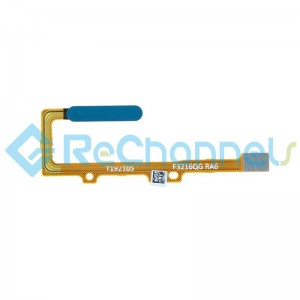 For Huawei Honor 20/Honor 20 Pro/Nova 5T Fingerprint Sensor Flex Cable Replacement - Green - Grade S+