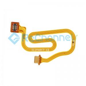 For Huawei Nova 3 Fingerprint Sensor Connector Flex Cable Replacement - Grade S+