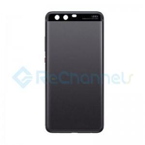 For Huawei P10 Plus Battery Door Replacement - Black - Grade S+