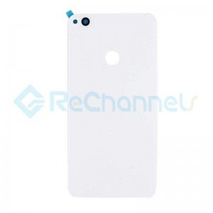 For Huawei P8 Lite Battery Door Replacement - White - Grade S+