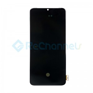 For OnePlus 7 LCD Screen and Digitizer Assembly Replacement - Black - Grade S+