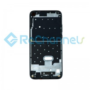 For Huawei P20 Lite 2019 Front Housing Replacement - Black - Grade S+