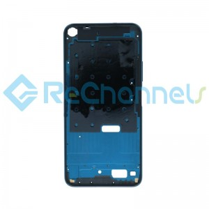 For Huawei Honor 20 Pro Front Housing Replacement - Blue - Grade S+