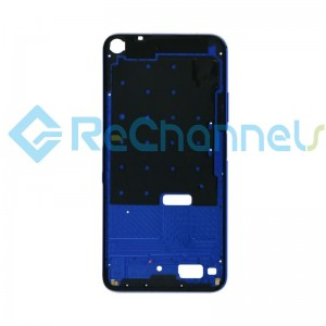 For Huawei Nova 5T/Honor 20 Front Housing Replacement - Blue - Grade S+