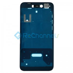 For Huawei Honor 8 Lite Front Housing Replacement - Blue - Grade S+