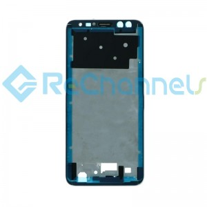 For Huawei Mate 10 Lite Front Housing Replacement - White - Grade S+