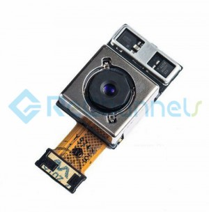 For LG G5 Rear Facing Camera Replacement (Big,12MP) - Grade S+