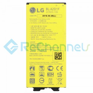 For LG G5 Battery Replacement - Grade S+