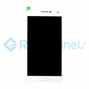 For Samsung Galaxy A7 SM-A700 LCD Screen and Digitizer Assembly - White - Grade S+