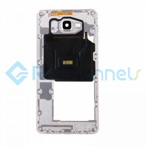 For Samsung Galaxy A9 (2016) Rear Housing Replacement - White - Grade S+