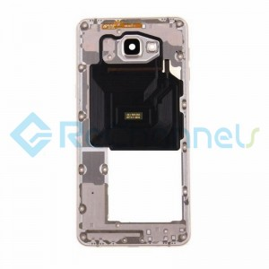 For Samsung Galaxy A9 (2016) Rear Housing Replacement - Gold - Grade S+