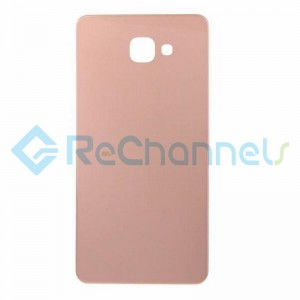 For Samsung Galaxy A9 (2016) Battery Door Replacement -Pink- Grade S+