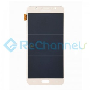For Samsung Galaxy J5 (2016) SM-J510 LCD Screen and Digitizer Assembly Replacement - Gold -Grade S+