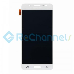 For Samsung Galaxy J5 (2016) SM-J510 LCD Screen and Digitizer Assembly Replacement - White - Grade S+