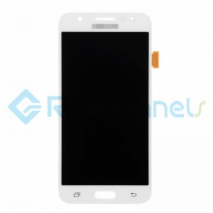 For Samsung Galaxy J5  LCD Screen and Digitizer Assembly Replacement - White - Grade S+