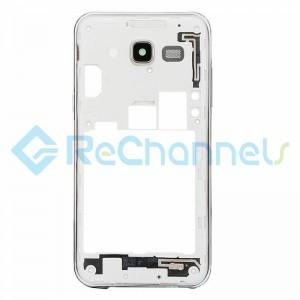 For Samsung Galaxy J5 SM-J500F Rear Housing Replacement - White - Grade S+