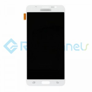 For Samsung Galaxy J7 (2016) SM-J710F LCD Screen and Digitizer Assembly Replacement - White - Grade S+