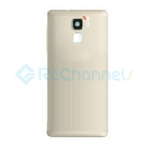 For Huawei Honor 7 Battery Door Replacement - Gold - Grade S+