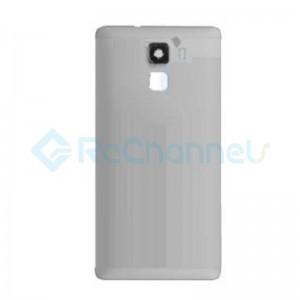 For Huawei Honor 7 Battery Door Replacement - Gray - Grade S+
