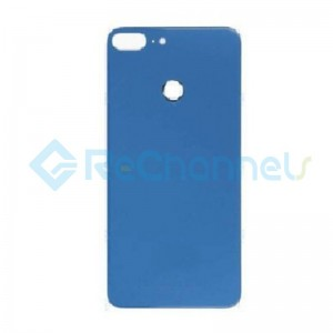 For Huawei Honor 9 Lite Battery Door Replacement - Blue - Grade S+