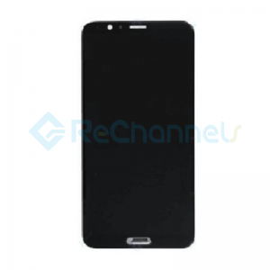 For Huawei Honor View 10 LCD Screen and Digitizer Assembly Replacement - Black - Grade S+