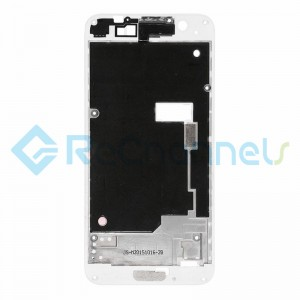 For HTC One A9 Front Housing Replacement - White - Grade S+