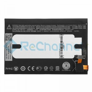 For HTC One M9 Battery Replacement (2840mAh) - Grade S+