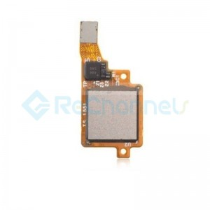 For Huawei Honor 7 Fingerprint Sensor Flex Cable Ribbon Replacement - Gold - Grade S+